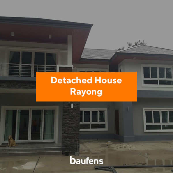 Detached House Rayong