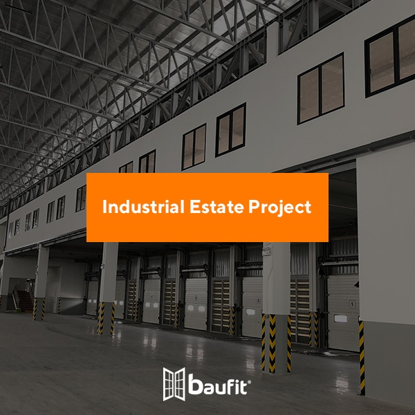 Industrial Estate Project