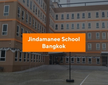 Jindamanee School Bangkok