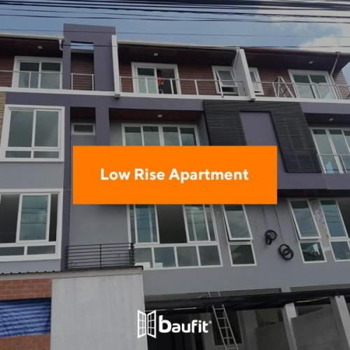 Low Rise Apartment