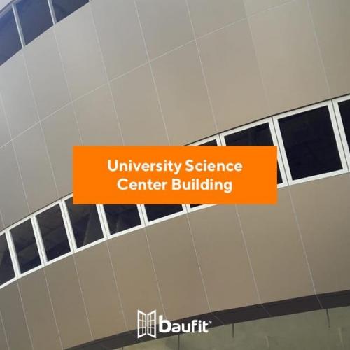 University Science Center Building